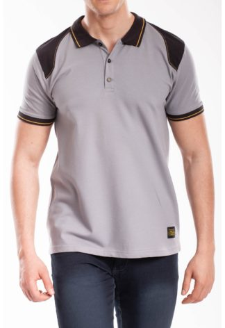 Polo stretch renforcé WORKPOL Gris